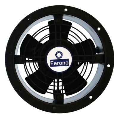 Godne uwagi wentylatory kanałowe FKO firmy FERONO oraz CF firmy ELPLAST.